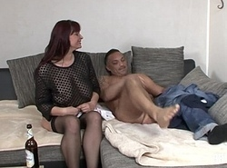 Take charge german damsel acquires fucked
