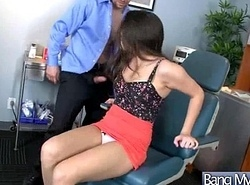 Oversexed Patient (nathalie monroe) Copulates With Injurious Mind Alloy vid-17