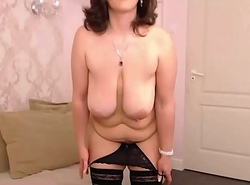 BBWofUrDreams Hold out against Streamate **Shows Tits &amp_ Pussy**