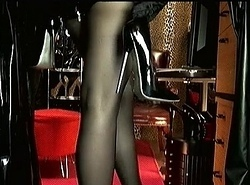 Arrogant High-heeled shoes Legs Legs Legs prevalent Popsy Vivian - honeyoncam.com
