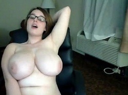 Busty Nerdy Unshaded creampiegirls.webcam