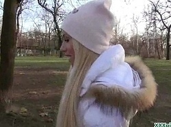 Public Blowjob Outlander XXX Czech Infant For Dollars 13