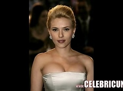 Scarlett Johansson Leafless Beamy Chest increased by Vagina