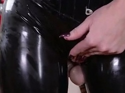 Spandex resultant poofter chastisement P2 - myfuckingwebcam.com